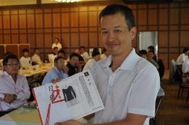4位 株式会社マキノ 牧野純也選手